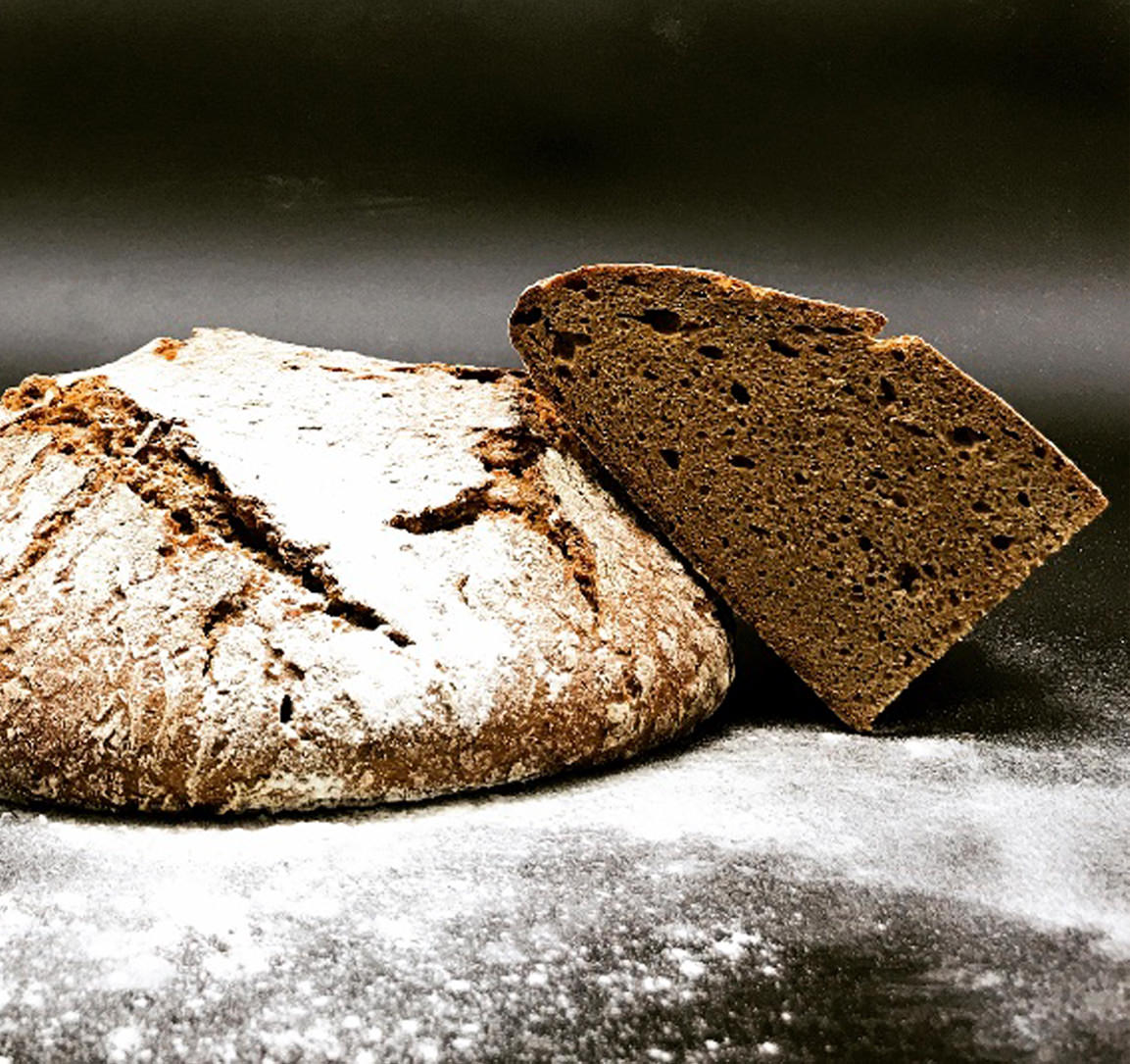 Deliano Wasserburg Brote Allergiker