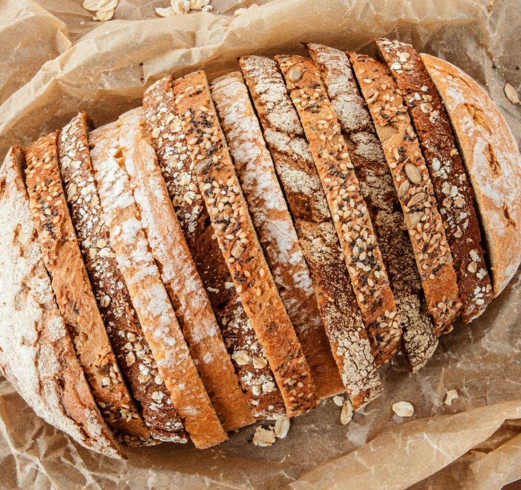 Deliano Wasserburg Brote Vielfalt