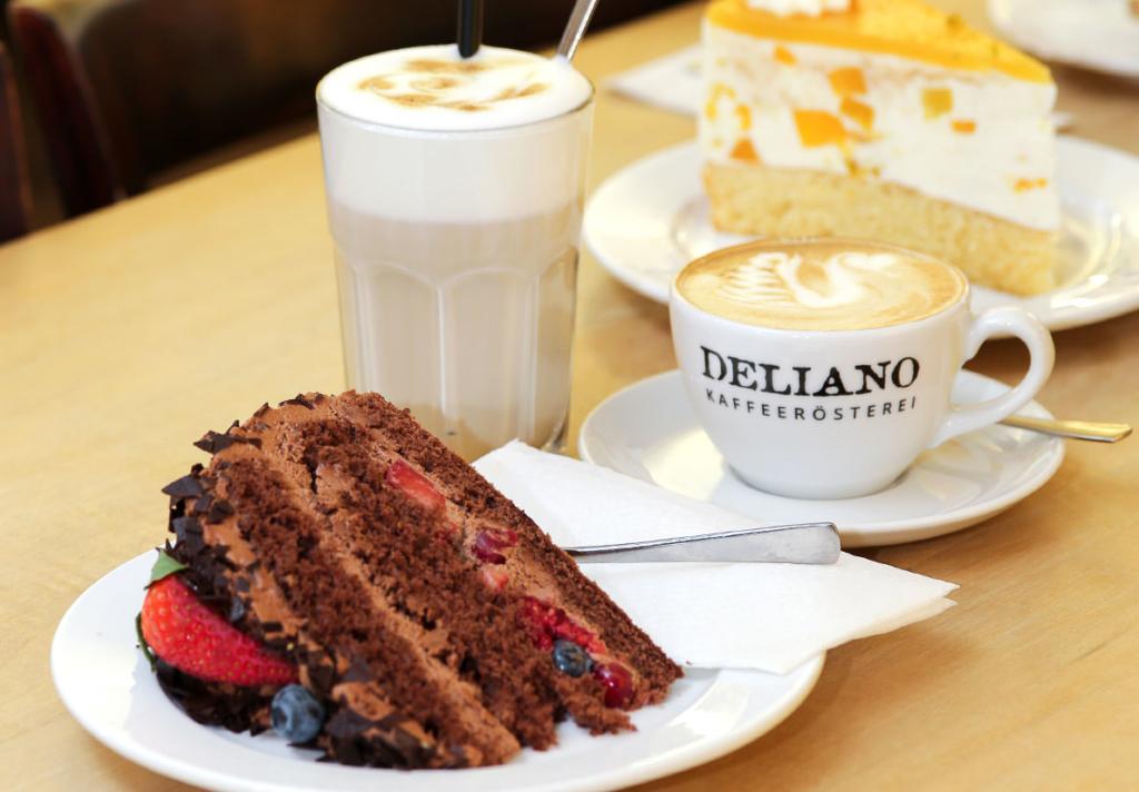 Deliano Wasserburg Cafe