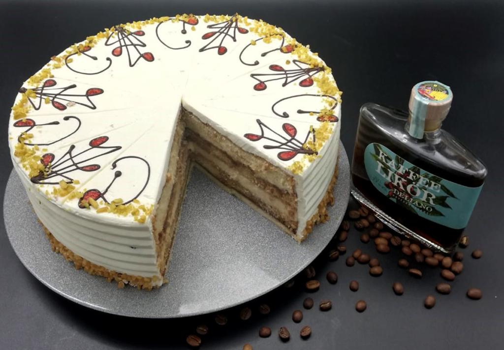 Deliano Torte Kaffeelikör