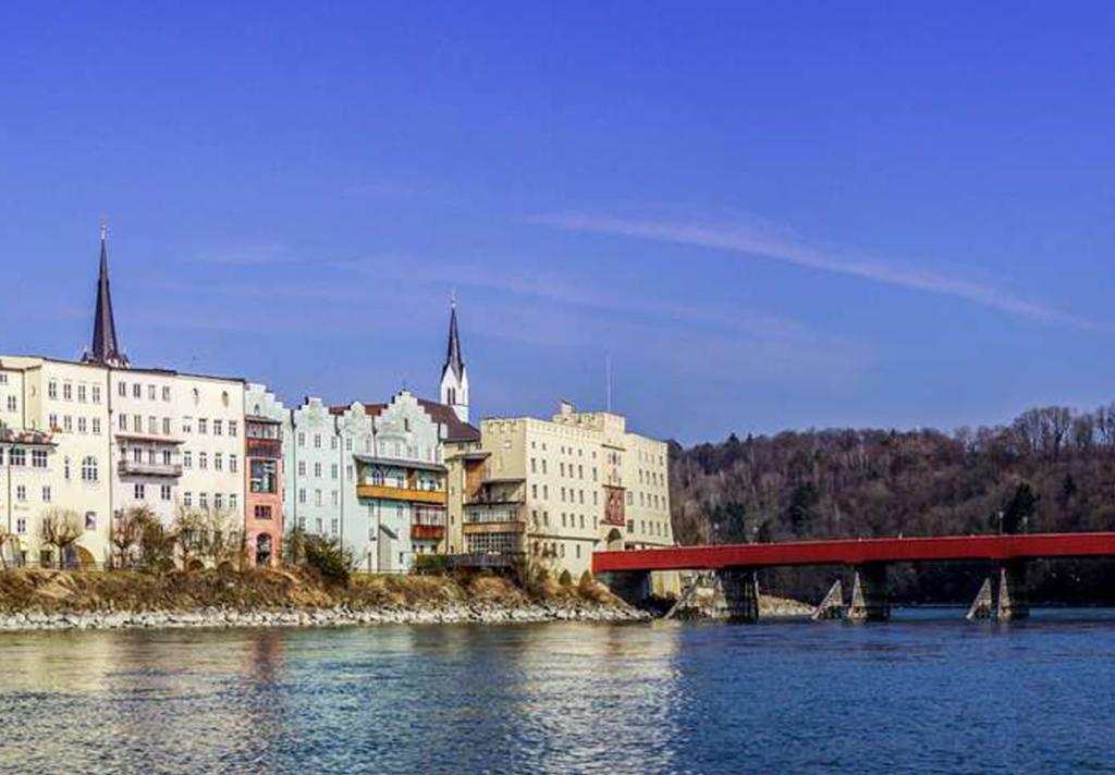 Deliano Wasserburg Altstadt