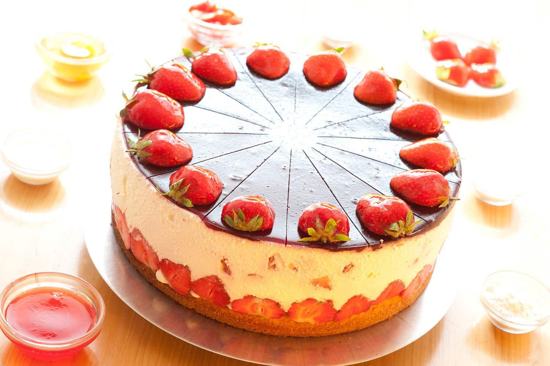 Deliano Wasserburg Cafe Torte