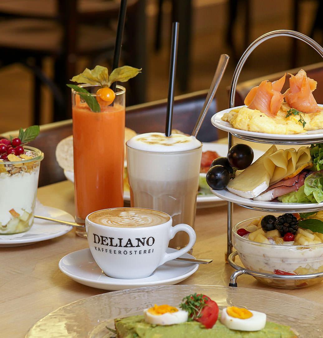 Deliano Wasserburg - Backstube & Konditorei - Café & Gastronomie