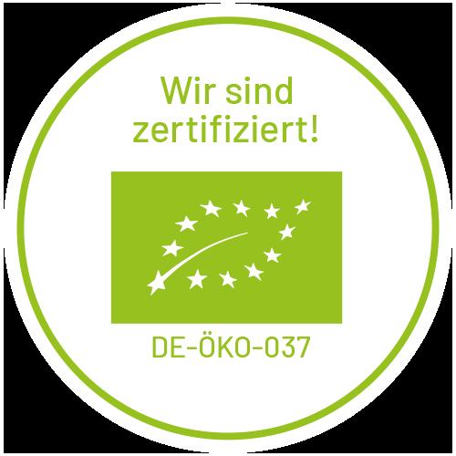 Delioano Backstube - Öko Zertifiziert!